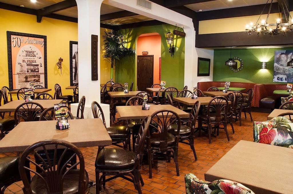 el fenix mexican restaurant survey