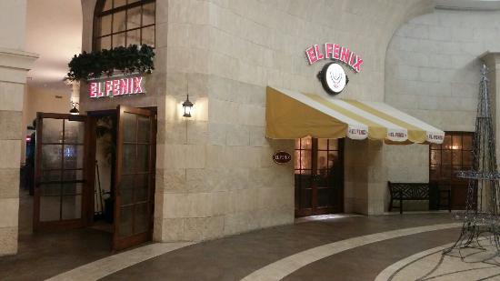 entrance to el-fenix guest satisfaction survey